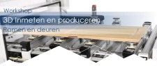 Workshop 3D inmeten en produceren