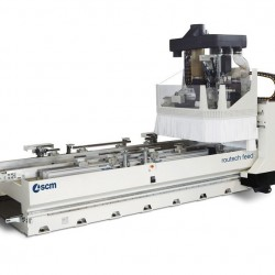 Routech FEED cnc bovenfrees