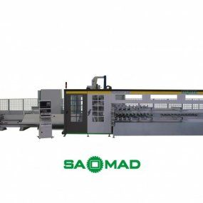 Saomad WP JUST CNC bewerkingscentrum