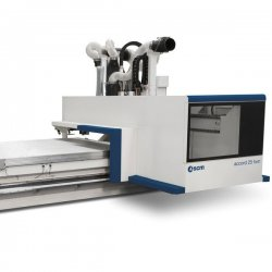 SCM ACCORD 25 FX-M cnc bovenfrees