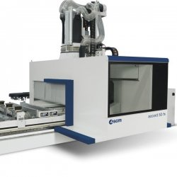 SCM ACCORD 50 FX cnc bovenfrees